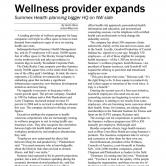 Wellness provider expands