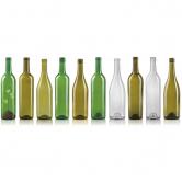 CPG Marketing: Premium Glass Wine Bottles